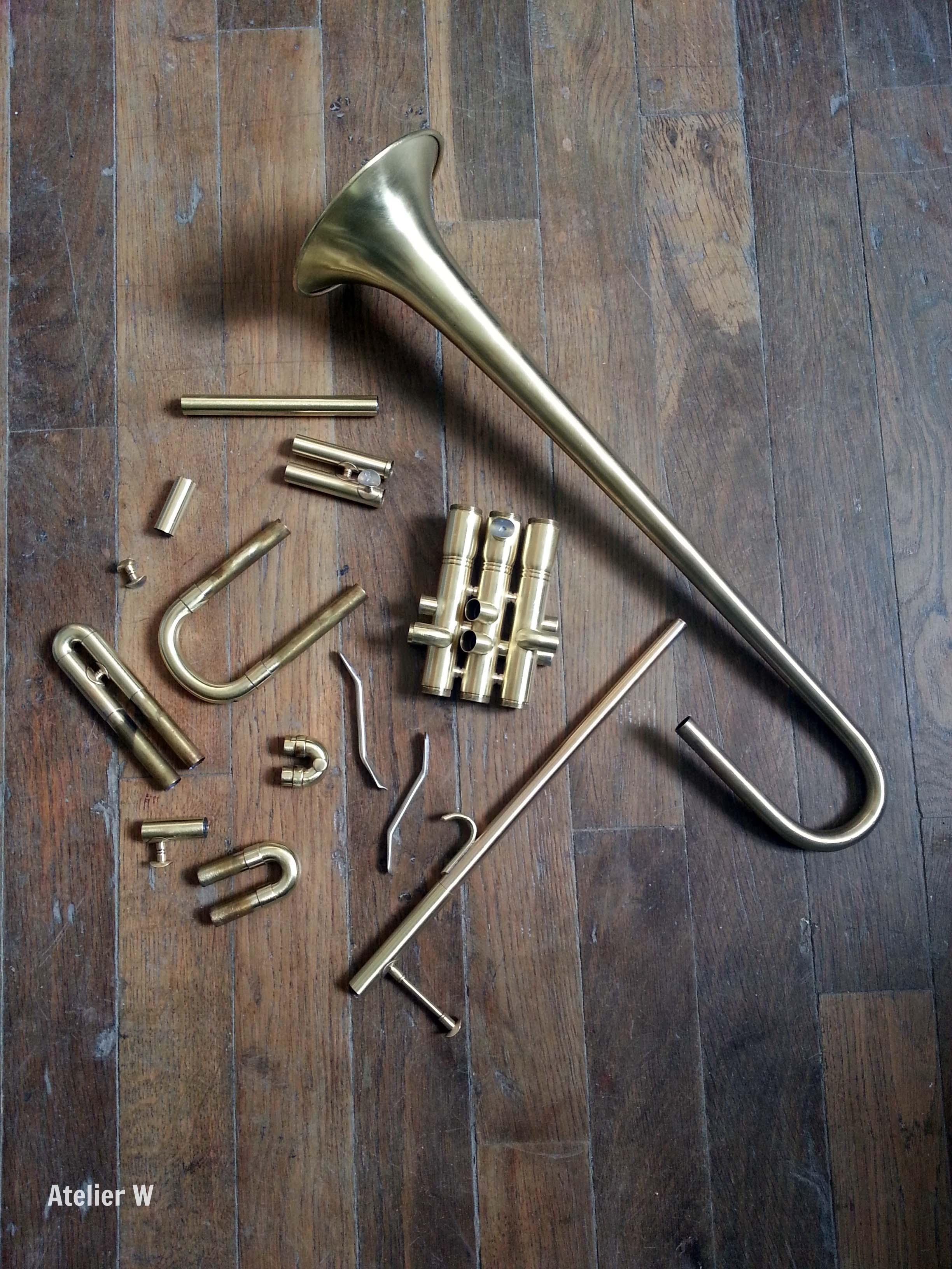 Trompette King 600: teaser
