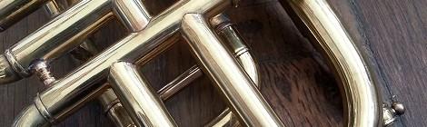 Restauration d'un cornet Lecomte à pistons Stoelzel