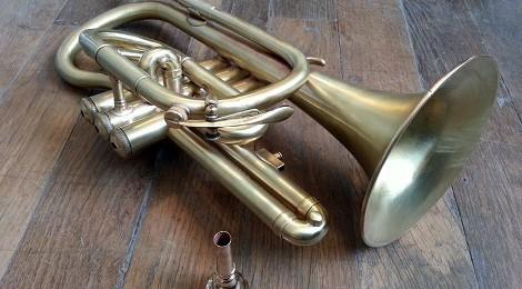 Restauration cornet F.Sudre