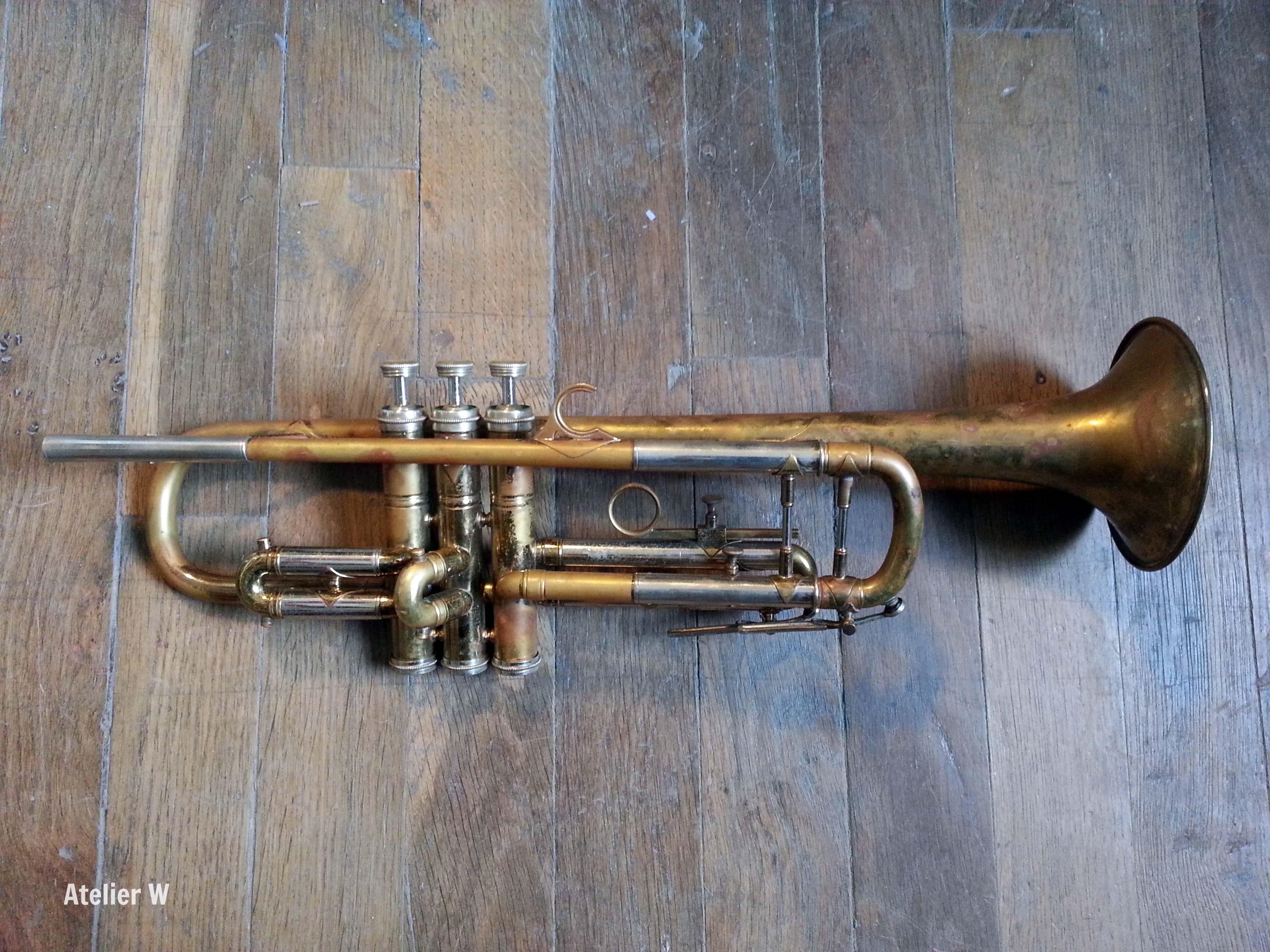 Trompette Couesnon 1957