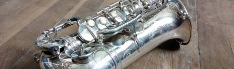 "Alto Selmer ""Super Action"" (SBA) 1949"