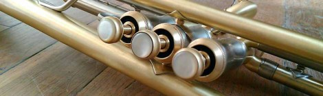 "Trompette Holton 48 ""standard"" 1948"