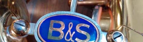 "Saxophone alto B&S ""Blue label"""