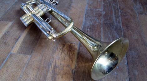 Trompette Martin Committee 1964: la légende
