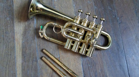 Trompette piccolo Selmer