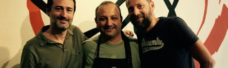 Visite de SaxOn à Barcelone
