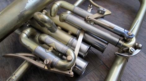 Fabrication d'un trigger de bugle sur-mesure