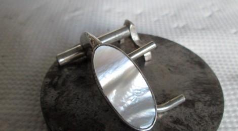 Fabrication d'une calotte de nacre
