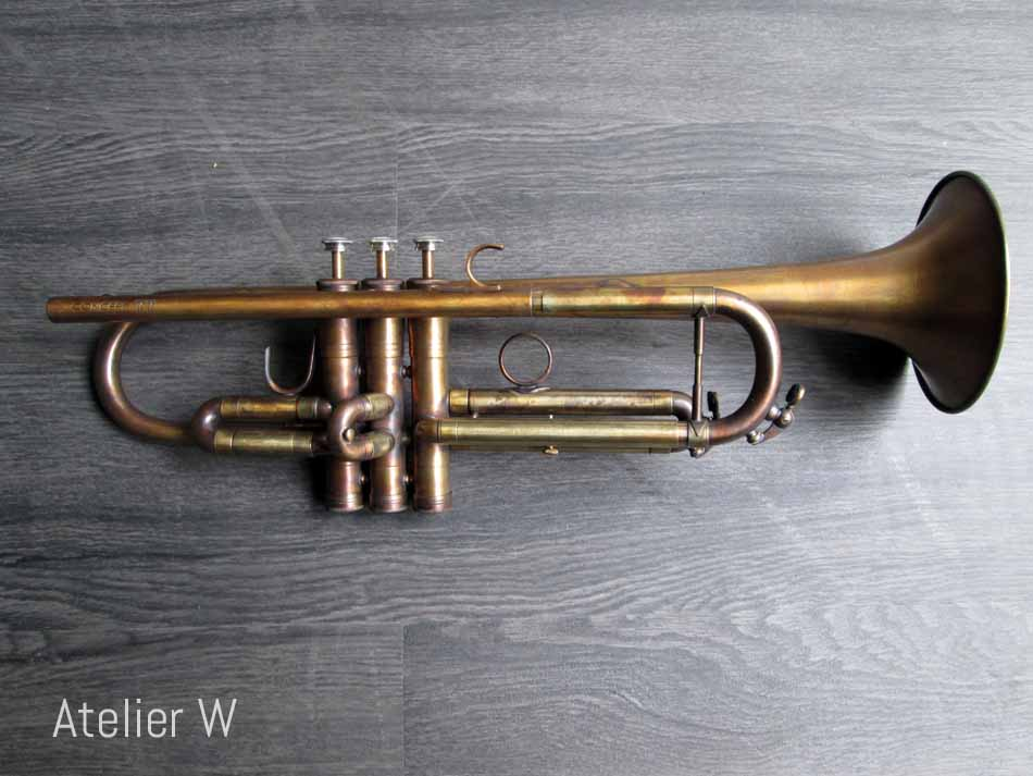 selmer concepttt selmerconcept trompette patine rawbrass. Black Bedroom Furniture Sets. Home Design Ideas