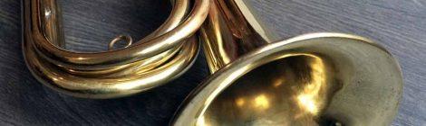 Trompette basse A. Lecomte & Cie