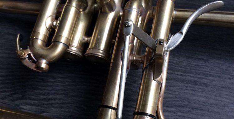 Restauration bugle Couesnon Monopole 1928