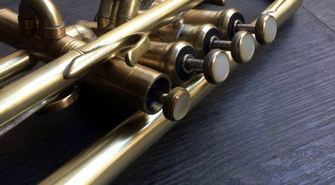 Ajout d'un quart de ton sur trompette Bach 72ML
