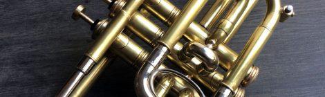 Occasion: cornet Couesnon 1925