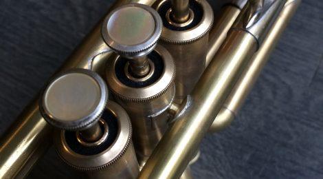 Occasion: trompette Selmer 1963 entièrement restaurée