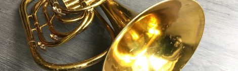 Occasion : marching french horn Kanstul 285