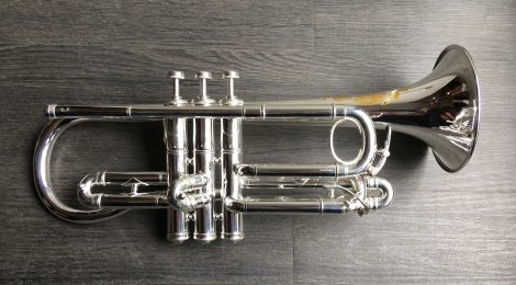 Restauration cornet Holton New Proportion 1914