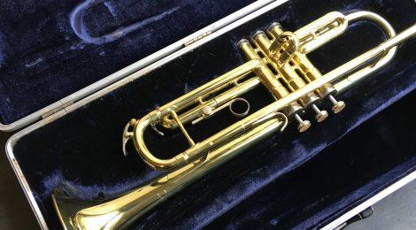 Occasion : trompette Conn Director