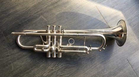 Occasion : trompette Antoine Courtois Sib/Ut
