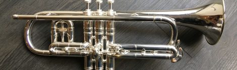 Restauration cornet Conn Victor 1923