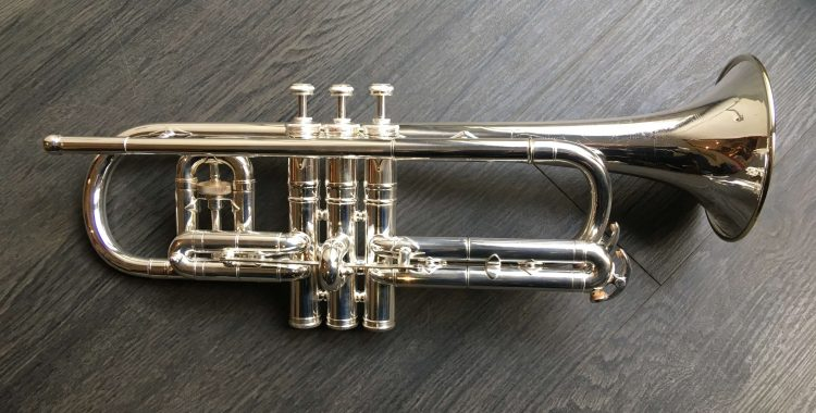 Restauration cornet Conn Victor 1923