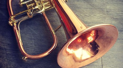 Occasion: bugle Kanstul 1525