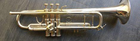Occasion: Bach Stradivarius Model 43