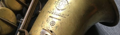 Occasion: saxophone alto Selmer Mark VII 307XXX