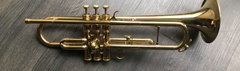 Occasion: trompette d'étude Gaudet (Courtois)