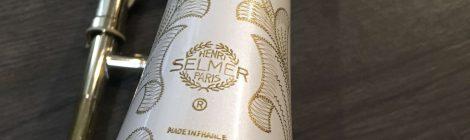 Occasion: trombone Selmer 1100
