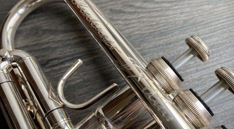 Occasion: trompette B&S Challenger JBX