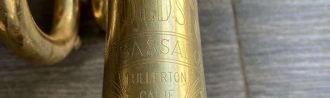 Occasion: trompette Olds Ambassador 1967